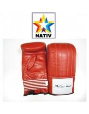 MANUSI ANTRENAMENT -NATIV  SPORT    - 71090 -din piele
