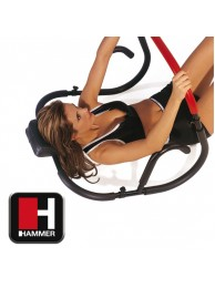 Abdominal trainer AB Roller by HAMMER