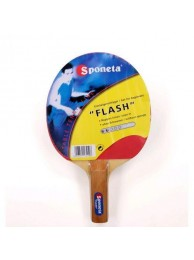 Ping-pong table tennis bat FLASH by SPONETA