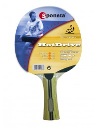 Ping-pong table tennis bat HOTDRIVE by SPONETA