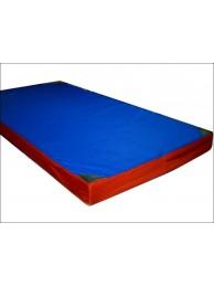Saltea de gimnastica albastra - NATIV SPORT