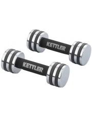 Set gantere Kettler , crom 5 kg